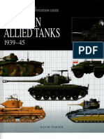 Western Allied Tanks 1939-1945