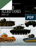 Western Allied Tanks 1939-1945