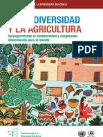 A Biodiversidade e Agricultura