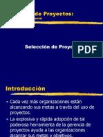 Seleccion y Evaluación de Proyectos