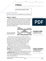 Chp 15-1 IG Types of Waves
