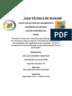 Proyecto de Calculo Diferencial. PDF