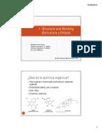 capitulo #1 Quimica Organica