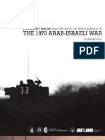 THE 1973 ARAB-ISRAELI WAR 30 JANUARY 2013 RICHARD NIXON PRESIDENTIAL LIBRARY AND MUSEUM,