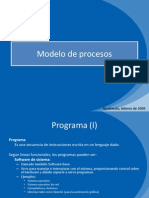 Presentacion Modelo de Procesos
