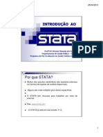 Slides Tutorial Stata