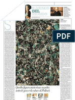 IL MUSEO DEL MONDO 6 - Full Fathom Five Di Jackson Pollock (1947) - La Repubblica 03.02.2013