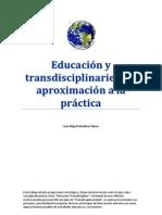Educación y transdisciplinariedad