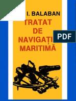 Tratat de Navigatie Maritima - Gheorghe Balaban