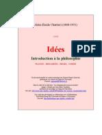 Alain Idees