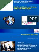 Curso ISO 14001-2004