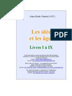 Alain Les Idees Et Ages