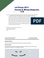 Ford Fiesta Workshop Manual 2011