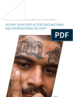 Violent Non State Actors
