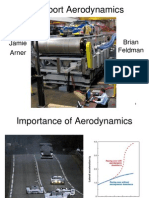 Basics of Aero in Motorsport