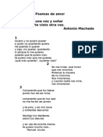Poemas Amor