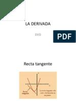 La Derivada Dvd