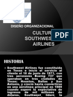 Cultura Southwest Airlines