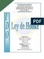 INFORME3. Ley de Hooke
