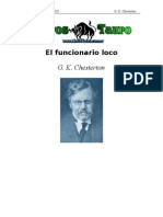 G. K. Chesterton - El Funcionario Loco