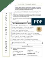 chamber newsletter qt 1 2013