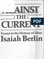 [1979] Isaiah Berlin - Against the Current - Essays in the History of Ideas