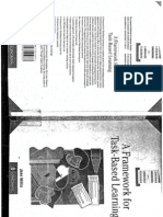 A Framework for Task-based Learning . Willis,J.