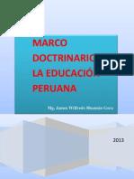 1 MARCO DOCTRINARIO DE LA EDUCACIÓN P PERUANA (2)