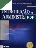 36 Introduo Administrao Antonio Cesar Amaru Maximiano 5ed Blog Conhecimentovaleouro.blogspot.com by Viniciusf666 d3b0a