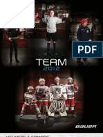 Bauer 2012 Team broucher