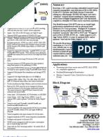 MultiStreamer DIG IP Datasheet