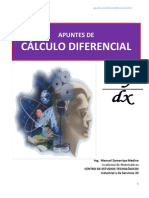 APUNTES DE CÁLCULO DIFERENCIAL 2011-pag 45