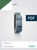 Catálogo - Compact Starter SIRIUS 3RA6_ind 2