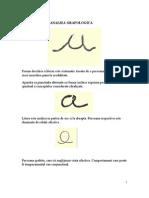 Analiza Grafologica
