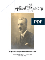 Brother XII - The early letters of Edward Arthur Wilson - from Theosophical History magazine