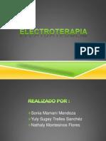 ELECTROTERAPIA INSTRU EXPOCICION