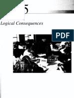 Dreikurs Logical Consequences