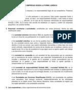 Tipos de Empresas segun su forma juridica - Estrategias Gereneciales.docx