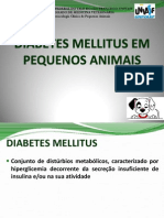 DIABETES MELLITUS EM CÃES.ppt