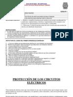 Protecciones Para Proyectos Electrico en Baja Tension