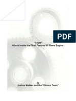 """""""Gears"""" A look Inside the Final Fantasy VII Game Engine"""