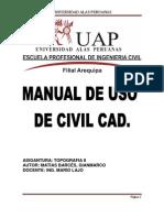 Manual de Uso de Civil Cad Peru Alas