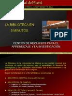 Biblioteca Universidad de Huelva