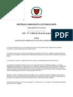 (2004-02-18) lei 2-2004 (eleição dos chefes e dos conselhos de suco).pdf