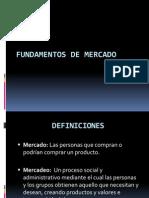 Fundamentos de Mercado