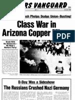 Workers Vanguard No 357 - 22 June 1984