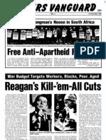 Workers Vanguard No 369 - 21 December 1984