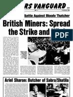 Workers Vanguard No 372 - 8 February 1985