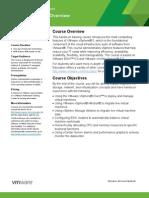 overview vSphere 5.1