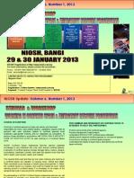 NIOSH OSH Bulletin